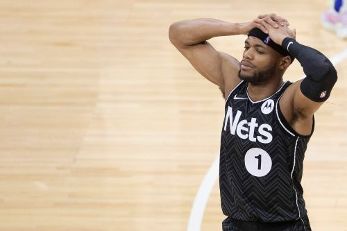 Shorthanded Nets fall to 76ers in battle for first