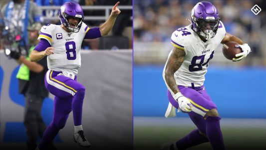 DraftKings Week 8 Thursday Night Showdown: Picks, advice for Vikings vs. Redskins NFL DFS