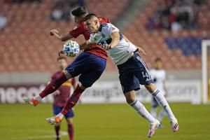 Cavallin scores late to lift Whitecaps past Real Salt Lake