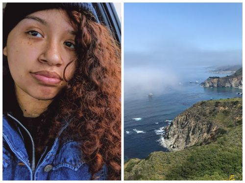 Missing Oregon woman found in Big Sur
