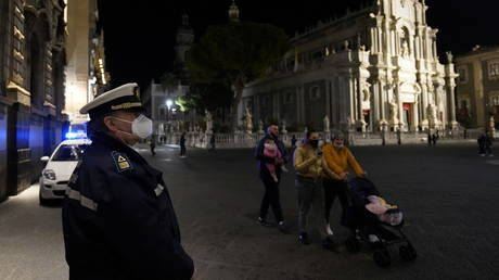 The Latest: Sicily official resigns amid probe of virus data