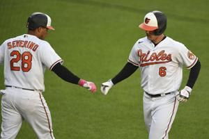 Mancini, Orioles avoid four-game sweep, beat Red Sox 4-1
