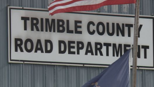 Trimble County fires half of road department following arrest, drug testing