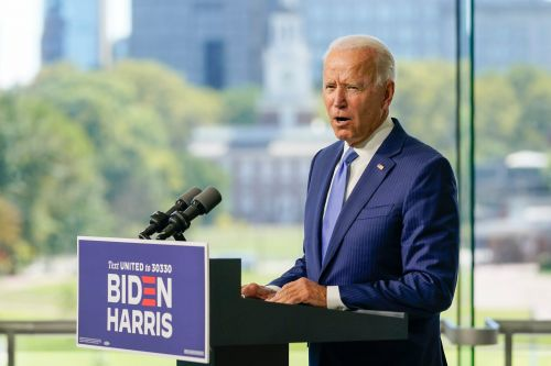 Joe Biden told Senate Republicans to 'follow your conscience' on nominee vote to fill Ruth Bader Ginsburg's seat