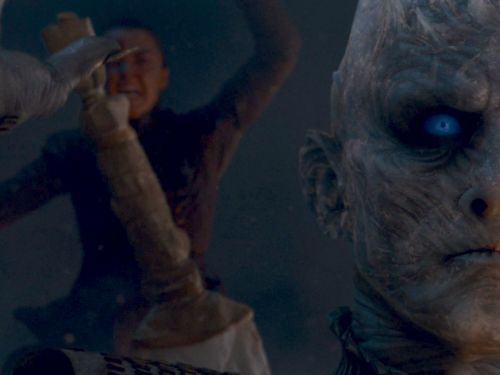 The 'Game of Thrones' documentary reveals a key detail about how Arya was able to attack the Night King