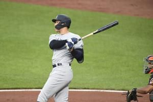 Judge hits 2 more homers vs O's, send Yankees to 5-4 win