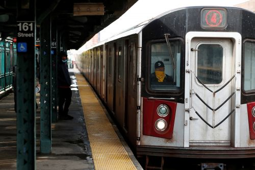 1 in 4 New York City transit workers have contracted COVID-19: survey