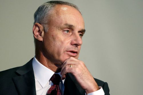 Rob Manfred wants us to think Astros were alone - and he's ready to hammer them