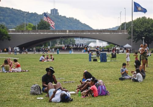 Arts Festival director points to positive takeaways from hybrid event