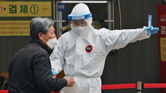 Officials Raise Restrictions In Seoul Amid Another Wave Of COVID-19 Infections