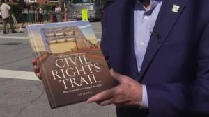 New book aims to teach history of US civil rights