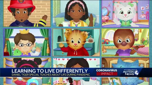 Daniel Tiger shows back at Idlewild and SoakZone, operating hours extended