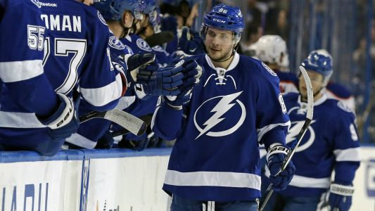 Five stats around Nikita Kucherov's second straight 100-point season