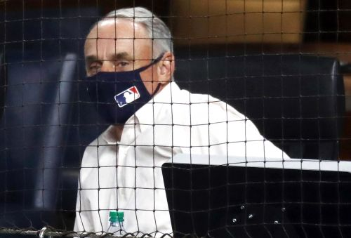 Rob Manfred has shot to be MLB's most consequential commissioner