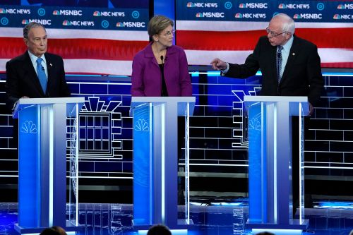 Bloomberg, Sanders 'most polarizing' at Nevada Democratic debate, Buttigieg says
