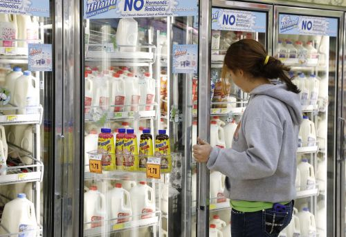 Dean Foods, America's biggest milk producer, files for bankruptcy