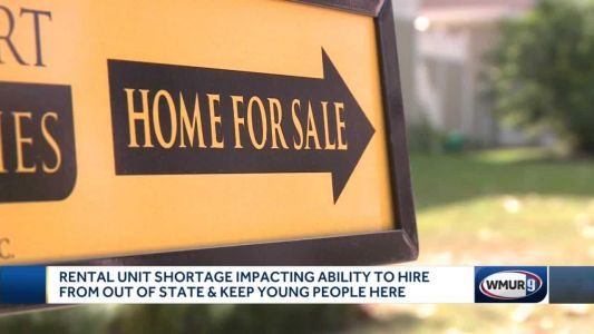 New Hampshire housing shortage hurts ability to attract, retain workers
