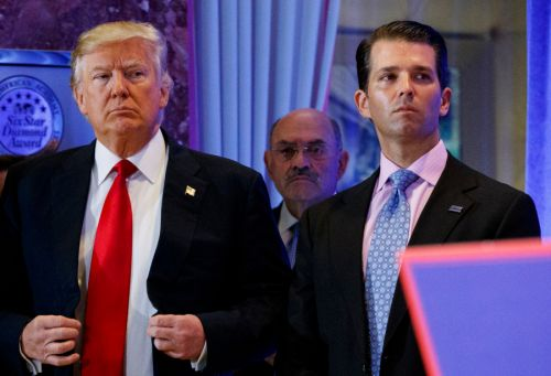 Trump Organization, CFO indicted on tax fraud charges