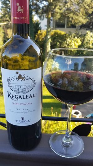 Tenuta Regaleali wines - from Sicily with love