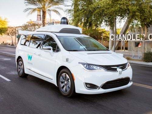 Waymo is now allowed to carry passengers in its self-driving cars in California
