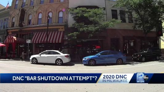DNC reportedly tells convention attendees not to go to bars, restaurants
