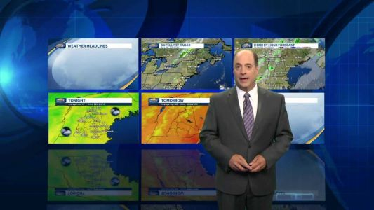 Watch: Heat lingers, but humidity drops