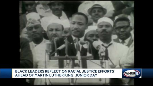 Black leaders in New Hampshire reflect on racial justice efforts ahead of Martin Luther King Jr. Day