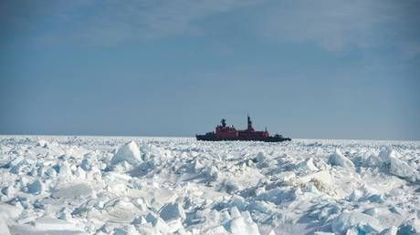 Russia working on MASSIVE oil project to boost country's position in Arctic