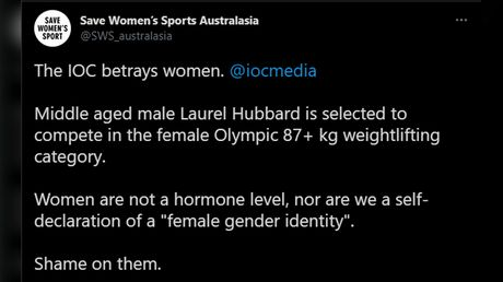 New Zealand Weightlifter Laurel Hubbard Set To Become First Transgender Athlete To Compete At The Olympics