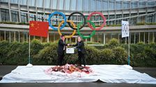 Coalition Calls For Boycott Of Beijing Olympics Over Alleged Human-Rights Abuses