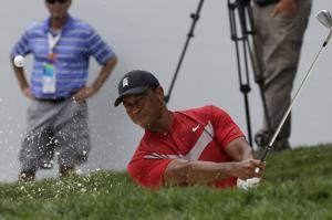 Woods wants US Presidents Cup team playing before Australia