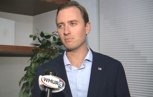 US House hopeful Mowers raised $354K in first quarter; campaign says it's a GOP primary record in NH