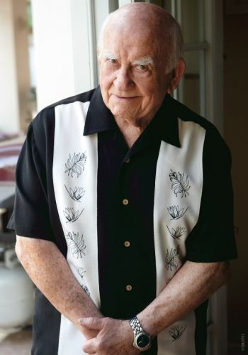 Ed Asner brings star power, one-man show to Regent Theatre