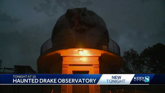 The haunted history of the Drake University Observatory
