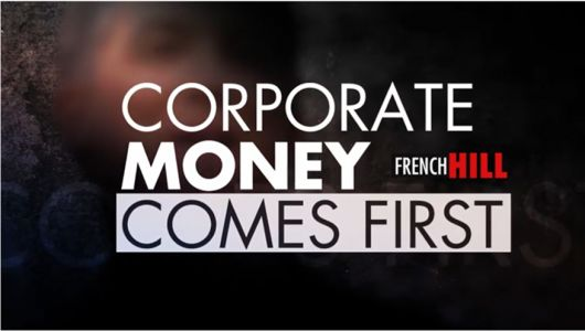 WATCH: French Hill Puts Corporations First in New DCCC TV Ad