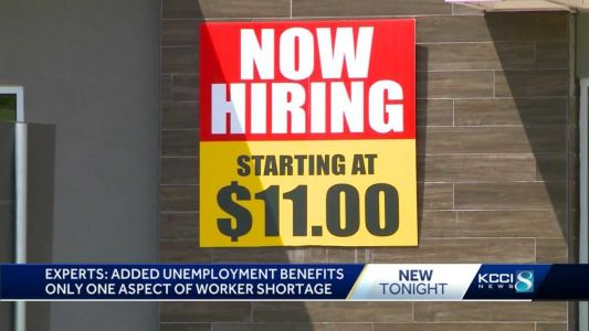 There's more to worker shortages than added unemployment benefits, experts say