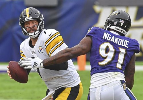 Steelers-Ravens game postponed to Sunday afternoon