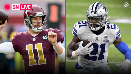 Cowboys vs. Washington Football Team: Live score, updates, highlights from Thanksgiving game