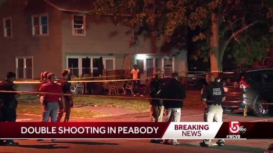 Double shooting under investigation in Peabody