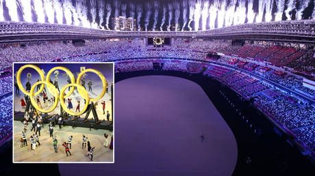 Let the Games begin: Tokyo Olympics declared open at scaled-back ceremony in front of near-empty stadium