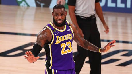 'It don't mean sh*t': LeBron James helps Lakers to NBA Finals. but remains unimpressed until they actually win it