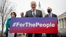 Hoping For More Support, Senate Democrats Amend Big Voting Rights Bill