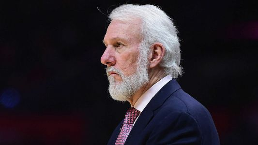 Wife of Spurs coach Gregg Popovich dies