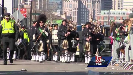 2021 South Boston St. Patrick's Parade canceled