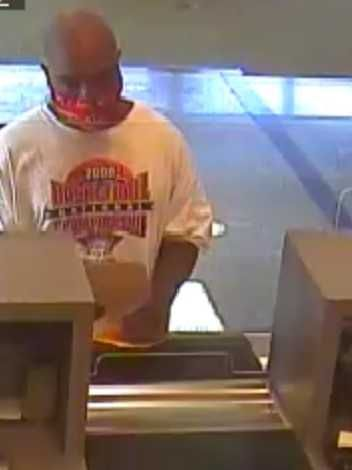 FBI searching for Raytown bank robbery suspect