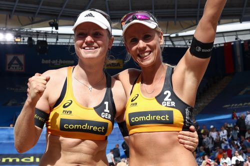 Beach volleyball stars' bikini boycott forces embarrassing change
