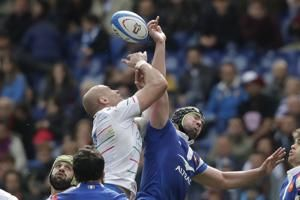 Italy's Parisse set for record-equaling 5th Rugby World Cup