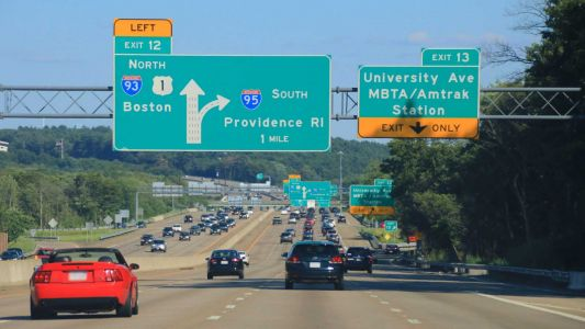 Exit numbers on Mass. highways changing in October