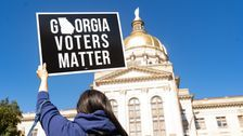 Georgia Senate Passes Sweeping Bill That Attacks Voting Rights