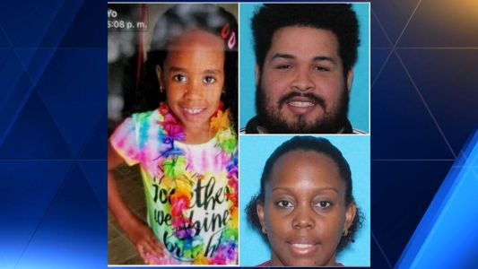 BREAKING - Police issue statewide Amber Alert for 7-year-old girl